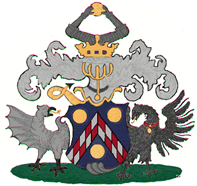 The de Hofman coat of arms