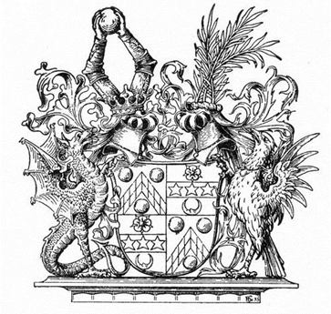 Hofman-Bang coat of arms