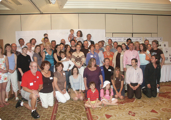Hoffmann Family 2006 Re-Union Las Vegas